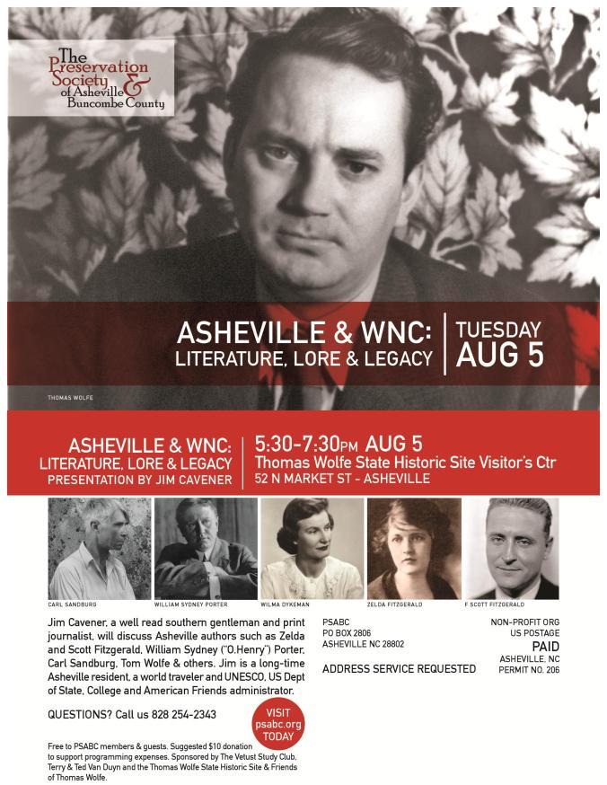 Literature, Lore & Legacy Postcard