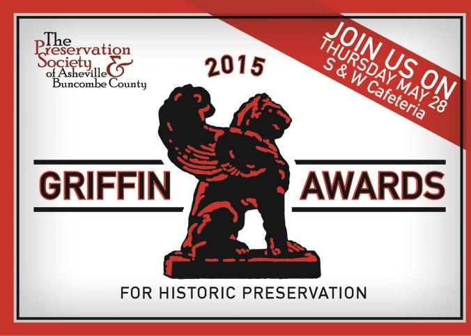 2015 Griffin postcard front